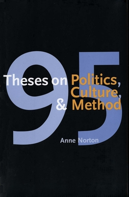 norton anne 95 thesis 95 theses about technology triggers for conversations about our networked   95 theses available from 31 october, 2017 proudly powered by wordpress.