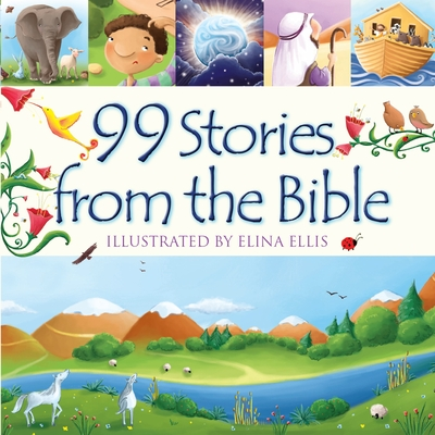 99 Stories from the Bible - David, Juliet