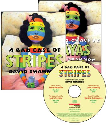 A Bad Case of Stripes - Shannon, David