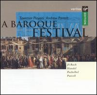 A Baroque Festival - Alison Bury (violin); Andrew Lawrence-King (harp); Andrew Parrott (organ); Anneke Boeke (recorder);...