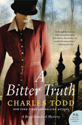 A Bitter Truth - Todd, Charles