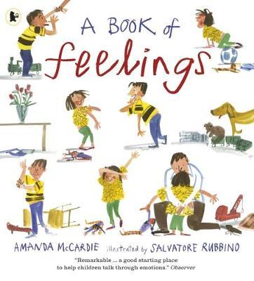 A Book of Feelings - McCardie, Amanda