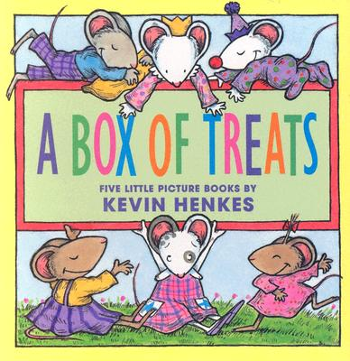 A Box of Treats: Five Little Picture Books about Lilly and Her Friends -