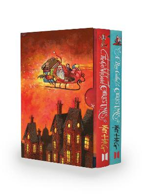 A Boy Called Christmas and The Girl Who Saved Christmas Box Set - Haig, Matt, and Mould, Chris (Illustrator)
