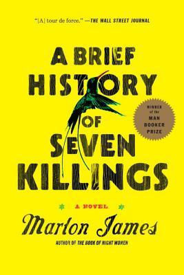 A Brief History of Seven Killings - James, Marlon