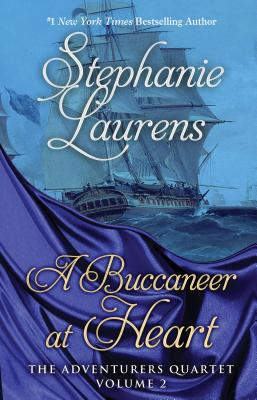 A Buccaneer at Heart - Laurens, Stephanie