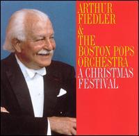 A Christmas Festival [Polygram] - Arthur Fiedler / Boston Pops Orchestra
