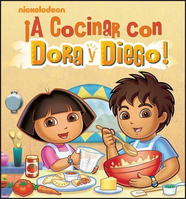 A Cocinar Con Dora y Diego! - Nickelodeon (Creator)