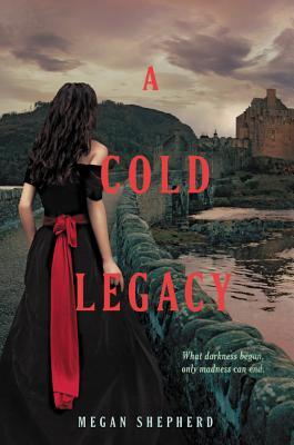 A Cold Legacy - Shepherd, Megan