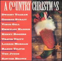 A Country Christmas [Warner Special Products 1994] - Various Artists