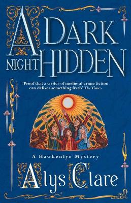 A Dark Night Hidden - Clare, Alys