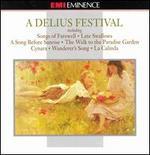 A Delius Festival