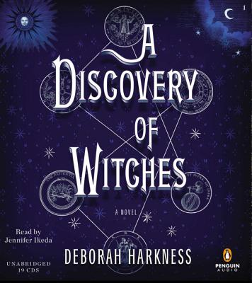 A Discovery of Witches - Harkness, Deborah, and Ikeda, Jennifer (Read by)