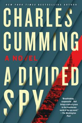 A Divided Spy - Cumming, Charles