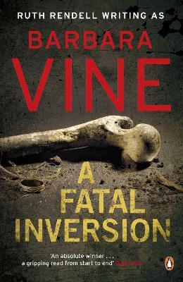 A Fatal Inversion - Vine, Barbara