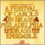 A Festival of Carols in Brass