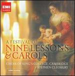 A Festival of Nine Lessons & Carols [2008 Recording] - Ashley Richardson (baritone); Basim Musallam (spoken word); Chris Bagnall (spoken word); Edmund Ryan (spoken word);...