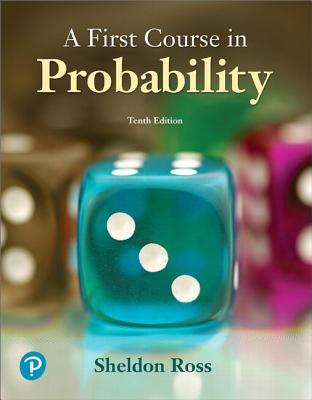 A First Course in Probability - Ross, Sheldon
