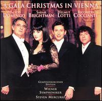 A Gala Christmas in Vienna - Plácido Domingo