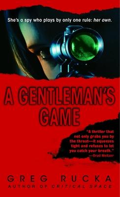 A Gentleman's Game - Rucka, Greg