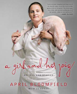 A Girl and Her Pig - Bloomfield, April