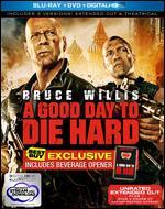 A Good Day to Die Hard [Blu-ray/DVD] [UltraViolet] [Includes Digital Copy]
