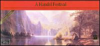 A Handel Festival - Anna Lelkes (harp); Smithsonian Concerto Grosso (harp); University of Maryland Cathedral Choral Society (choir, chorus);...