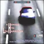 A Homage to Lou Harrison, Vol. 4