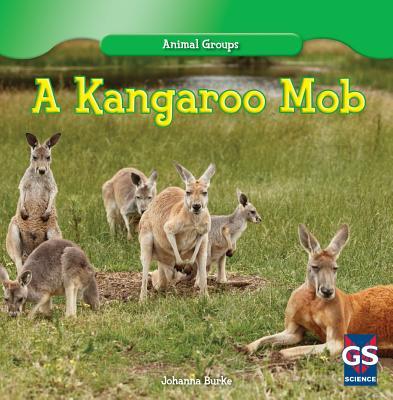 A Kangaroo Mob - Burke, Johanna