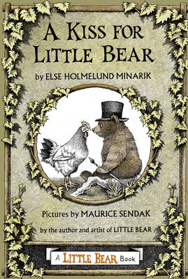 A Kiss for Little Bear - Minarik, Else Holmelund