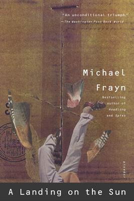 A Landing on the Sun - Frayn, Michael