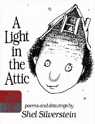 A Light in the Attic Book and CD - Silverstein, Shel