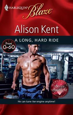 A Long, Hard Ride - Kent, Alison