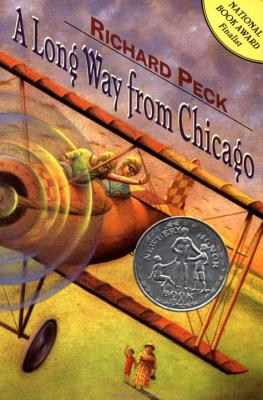 A Long Way from Chicago: A Novel in Stories - Peck, Richard