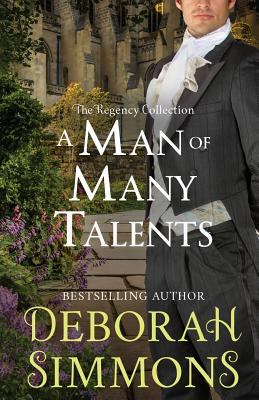 A Man of Many Talents - Simmons, Deborah