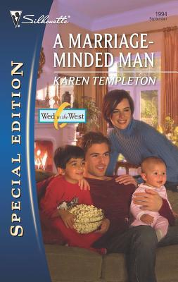 A Marriage-Minded Man - Templeton, Karen