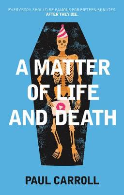 A Matter of Life and Death - Carroll, Paul