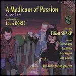 A Modicum of Passion
