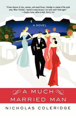 A Much Married Man - Coleridge, Nicholas