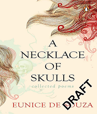 A Necklace of Skulls: Collected Poems - de Souza, Eunice