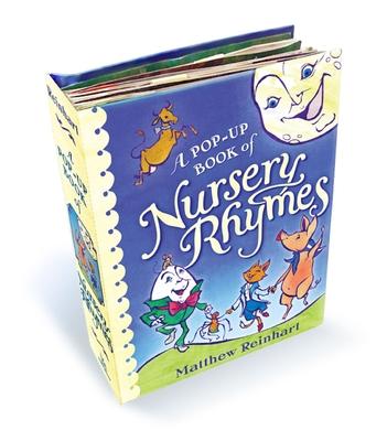 A Pop-Up Book of Nursery Rhymes -