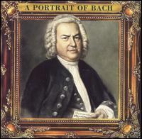 A Portrait of Bach - Anner Bylsma (cello); Bob van Asperen (organ); Charlotte Nediger (harpsichord); Crispian Steele-Perkins (trumpet);...