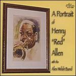 """A Portrait of Henry """"Red"""" Allen with the Alex Welsh Band"""