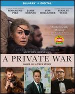 A Private War [Blu-ray] - Matthew Heineman