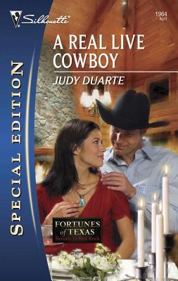 A Real Live Cowboy - Duarte, Judy