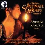 A Recital of Intimate Works, Vol. 2