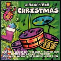 A Rock N' Roll Christmas - Various Artists