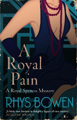 A Royal Pain - Bowen, Rhys