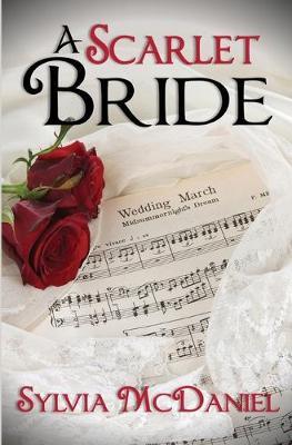 A Scarlet Bride - McDaniel, Sylvia