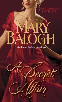A Secret Affair - Balogh, Mary